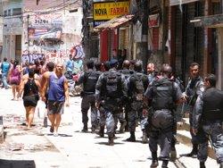 Augmenten els homicidis i morts en enfrontaments malgrat la intervenció del Govern a Rio de Janeiro (WIKIPEDIA - Archivo)