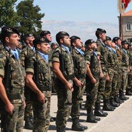 Recursos de los soldados Brilat en Pontevedra