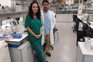 Montse y Rodrigo, dos iberoamericanos que lideran una investigación en uno de los mejores hospitales de Europa