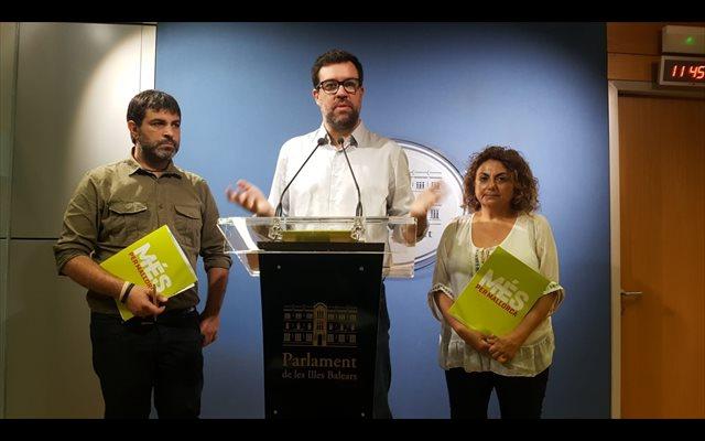 MÉS per Mallorca propone instar al Gobierno a impulsar la creación de un parque público de vivienda