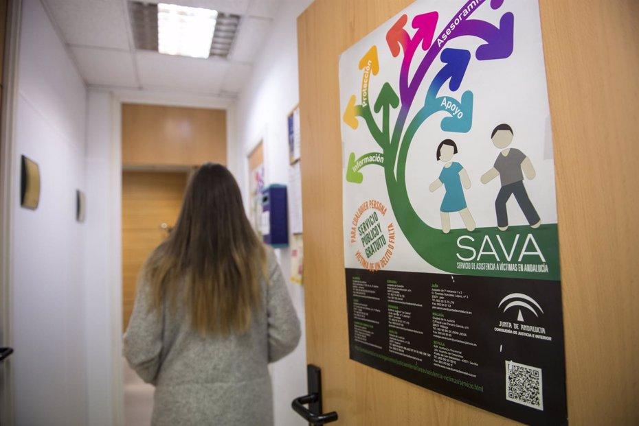Foto: El Servicio de Asistencia a las Víctimas realiza hasta julio más de 5.000 intervenciones (JUNTA)