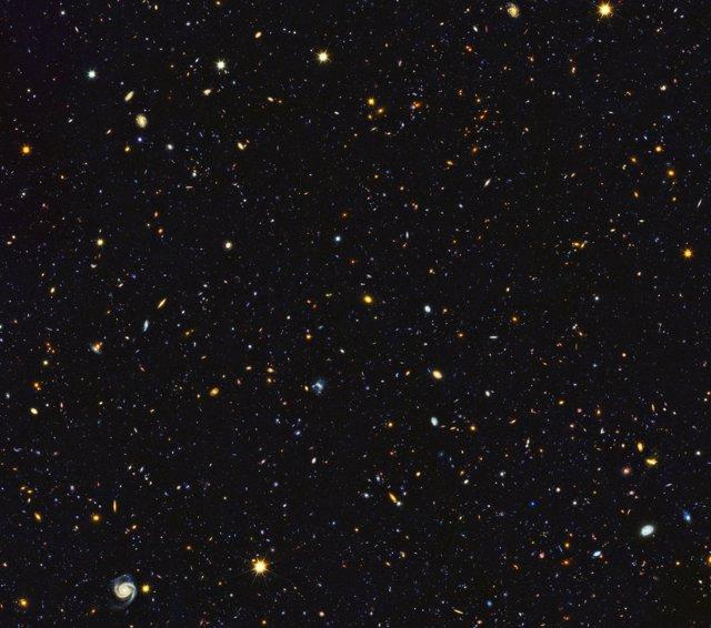 Imagen capturada por Hubble