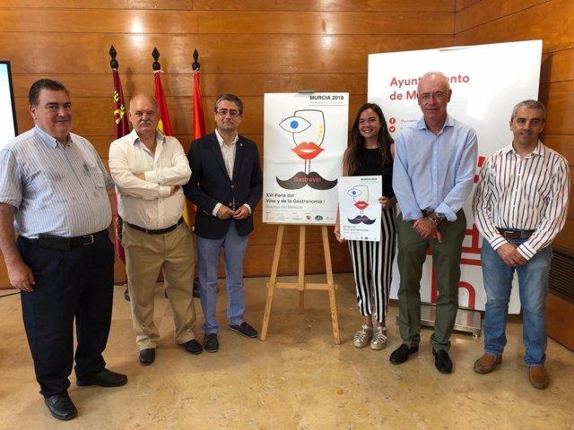 Presentación de la Feria del Vino y la Gastronomía Gastrovin