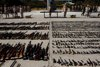 Cada año llegan a México 213.000 armas de contrabando de Estados Unidos