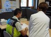Foto: Detenidas dos mujeres en Jaca (Huesca) por tramar una suposición de parto