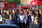 Foto: Italia abre una investigación por el derrumbe del puente de Génova (Italia)
