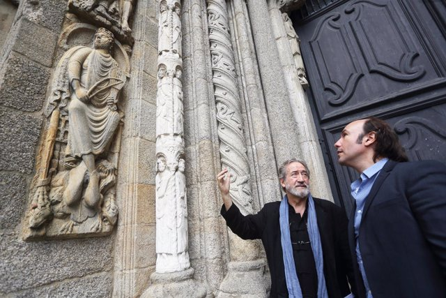 Carlos Núñez y Jordi Savall.