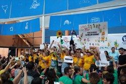 El carrer Llibertat, primer premi a la Festa Major del barri barceloní de Gràcia (AYUNTAMIENTO DE BARCELONA)