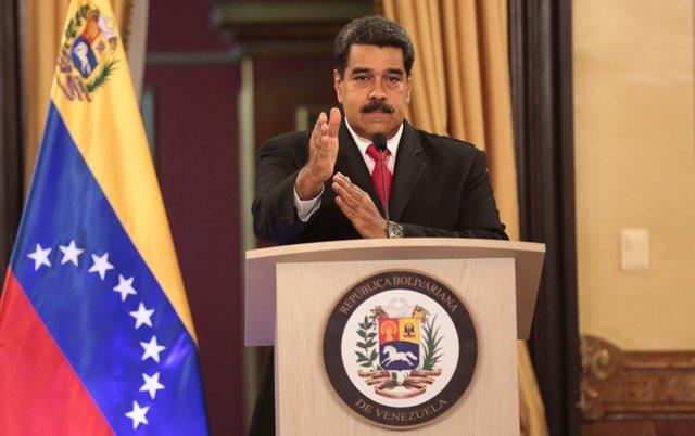 """Maduro asegura tener """"pruebas contundentes"""" contra Colombia"""