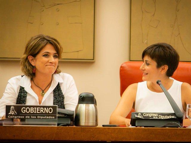 Dolores Delgado, ministra de Justicia