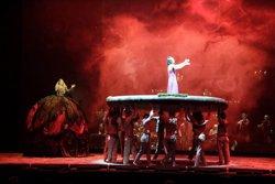L'original mescla de dansa, hip hop i música barroca de Folia clou el festival de Peralada (ACN)