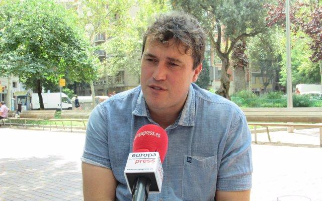 David Bonvehí asegura a ERC y CUP que la Crida no es el PDeCAT, que 'es otra cosa'