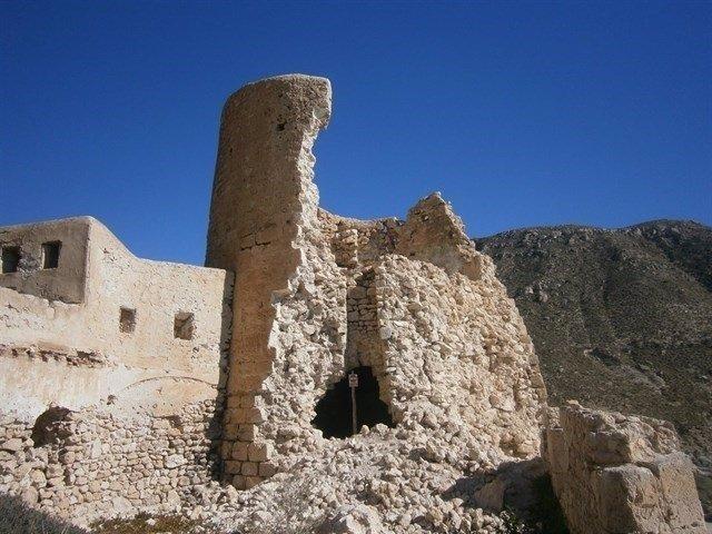 Estado del Castillo de San Pedro