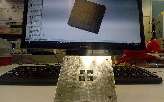 Un dispositivo patentado por la UPV consigue satélites de telecomunicaciones más eficientes y baratos