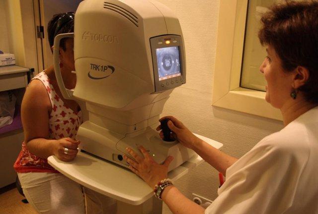 Pruebas optométricas