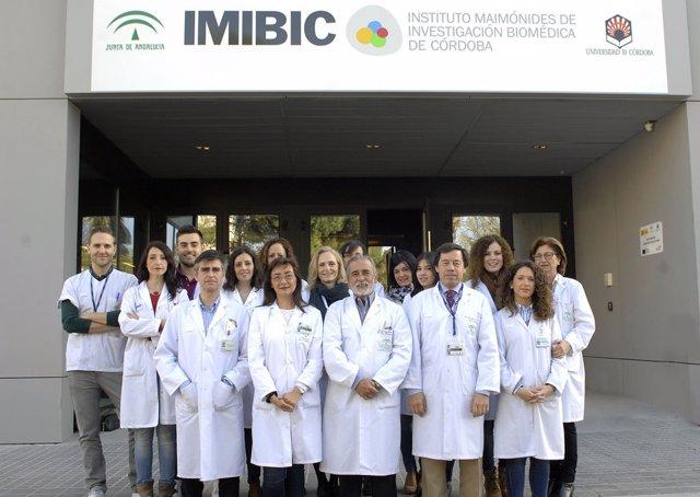 Investigadores del Instituto Maimónides de Investigación Biomédica de Córdoba
