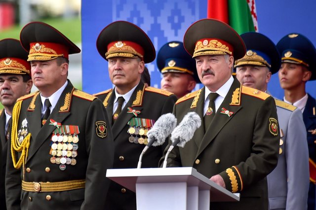 Presidente de Bielorrusia, Alexander Lukashenko