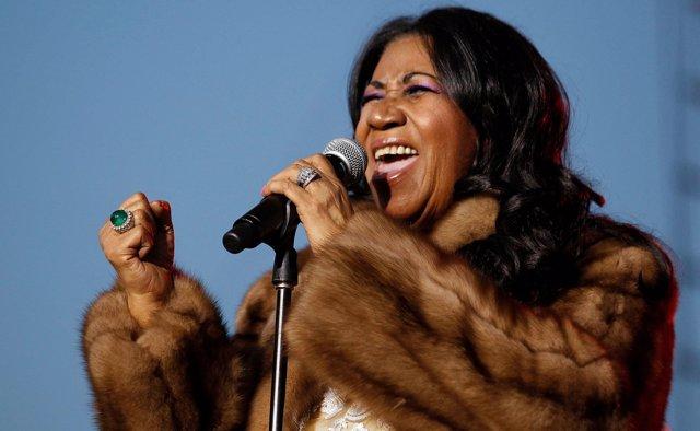 Aretha Franklin y sus ventas