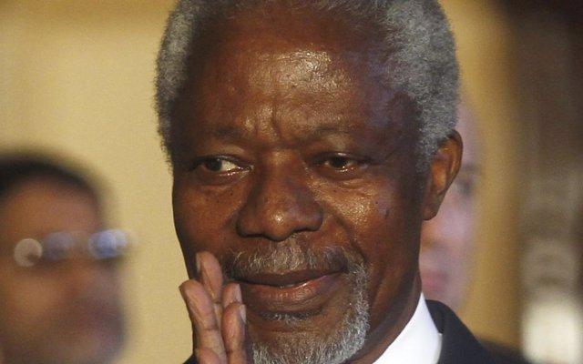 Las agencias de la ONU destacan el 'ejemplo' que fue Kofi Annan