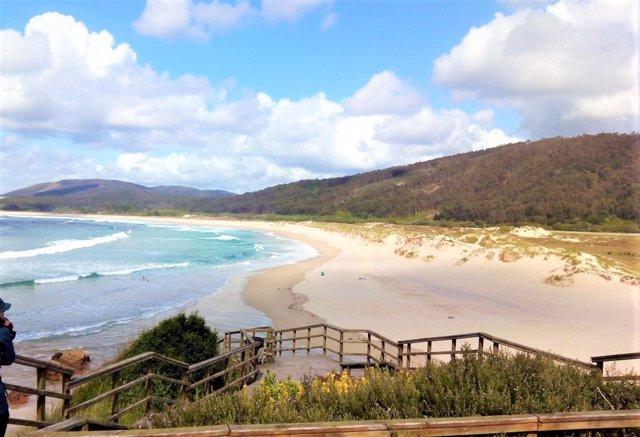 Praia San Xurxo