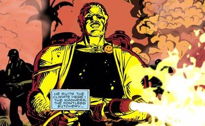 HBO da luz verde a la serie de Watchmen de Damon Lindelof