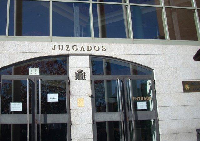 Juez decano de Getafe solicita nuevas dependencias
