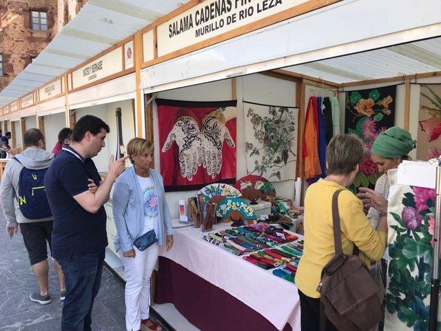 Feria Artesanía Ezcaray