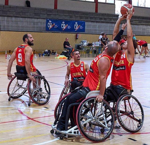 España masculina debuta con derrota ante Australia en el Mundial de baloncesto