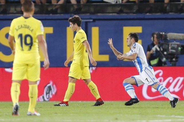 La Real de Garitano remonta en Villarreal