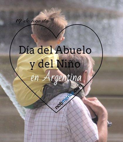 19 de agosto: Día del Abuelo y del Niño en Argentina, ¿por qué coinciden las fechas?