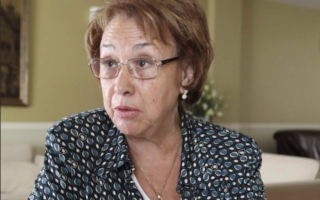 Fallece la cocinera riojana Marisa Sánchez Echaurren