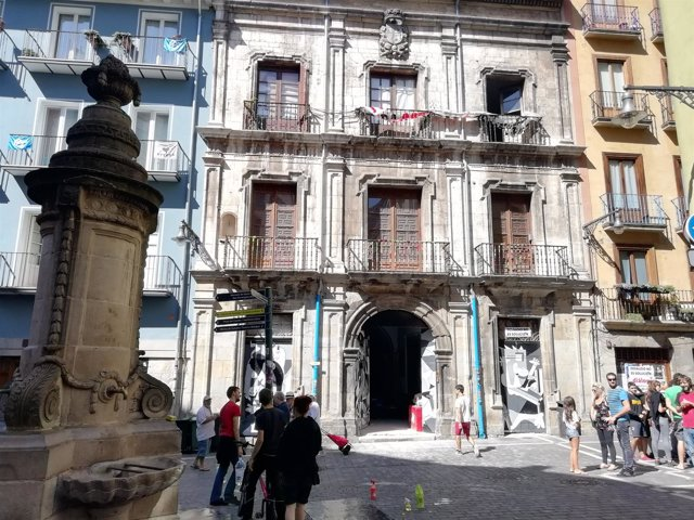 Palacio Marqués de Rozalejo.