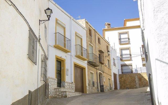 La Diputación de Almería mejorará el núcleos urbanos de Íllar y Paterna del Río con una inversión de 160.000 euros