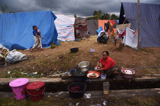 Terremoto de Lombok en Indonesia