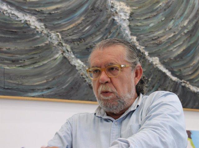 El concejal de Hacienda en el Ayuntamiento de València, Ramón Vilar