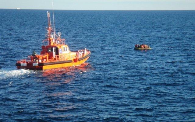 18.200 migrantes han llegado a España por mar desde junio, casi 240 al día