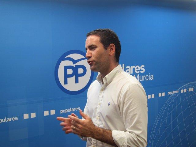 Teodoro García en entrevista a Europa Press