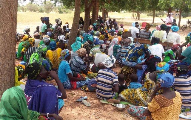 Diputación de Huelva y Manos Unidas ofrecen su ayuda a grupos de mujeres en el norte de Burkina Faso