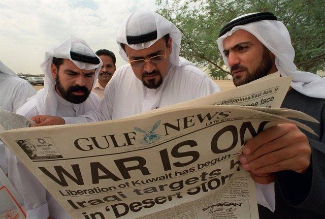 Guerra del Golfo 1991