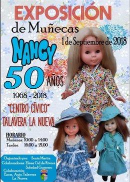 Exposición de muñecas Nancy