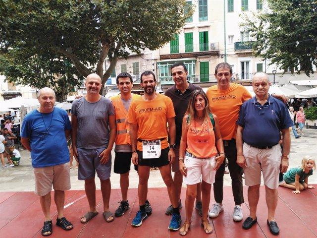 Equipo Proem-Aid Mallorca