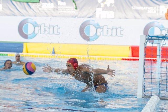España logra una plata de futuro en el Mundial Sub 18 de waterpolo masculino