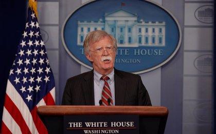 Bolton llega a Israel para su visita oficial con Netanyahu para coordinar posturas sobre Siria