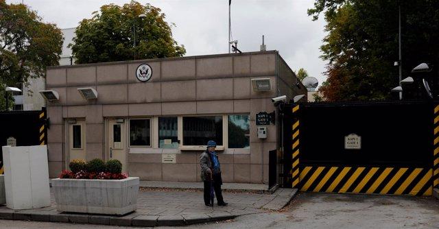 Embajada de Estados Unidos en Turquía