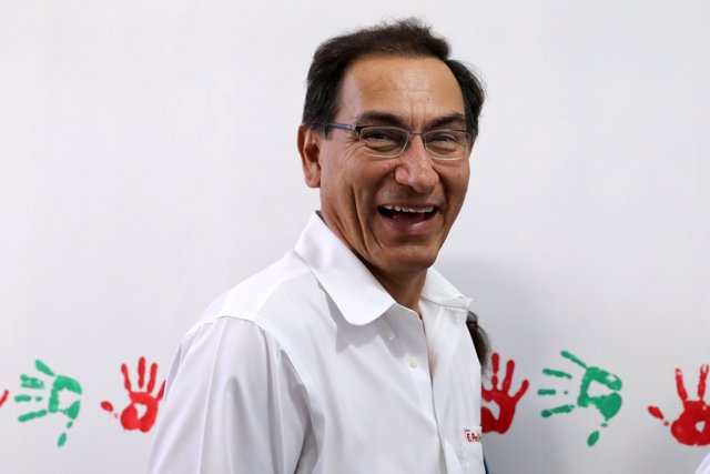 Presidente de Perú, Martín Vizcarra
