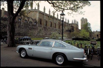 Aston Martin lanzará una edición limitada a 25 unidades del DB5 de Goldfinger