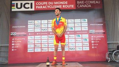 La selección española de ciclismo adaptado finaliza el Mundial con 11 medallas