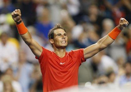 Nadal llega como claro número uno al US Open y Djokovic sube al sexto puesto