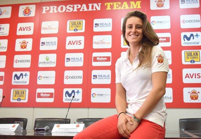 Marta Sanz y Elia Folch suman un triunfo en los Circuitos Symetra Tour y LETAS