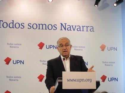 """Maya (UPN) pide la dimisión de Barkos """"porque no ha sido capaz de defendernos a todos"""" con el desalojo de Rozalejo"""